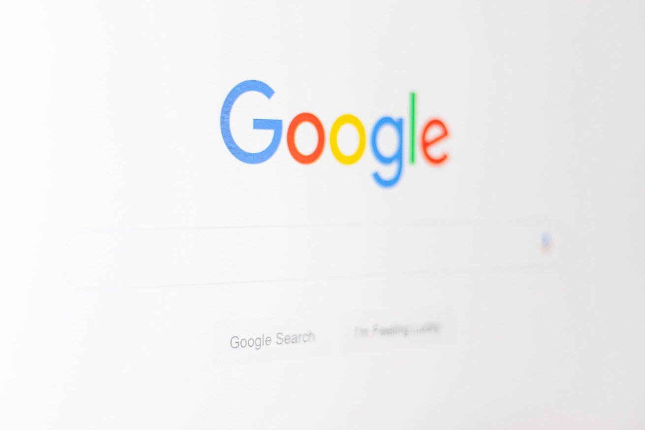 écran ordinateur google